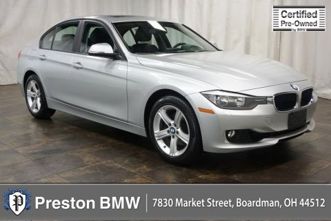 Certified Pre-Owned 2014 BMW 3 Series 328i xDrive AWD