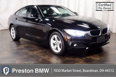 Certified Pre-Owned 2015 BMW 4 Series 428i xDrive Gran Coupe
