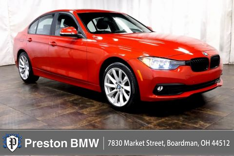 Certified Pre-Owned 2017 BMW 3 Series 320i xDrive AWD