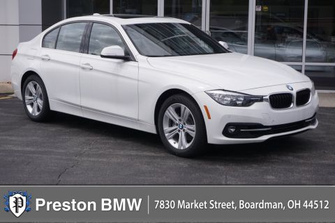 Pre-Owned 2017 BMW 3 Series 330i xDrive AWD