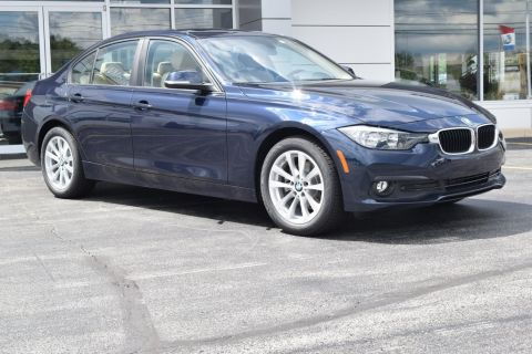 New 2017 BMW 3 Series 320i xDrive AWD