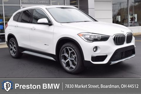 Pre-Owned 2018 BMW X1 xDrive28i AWD