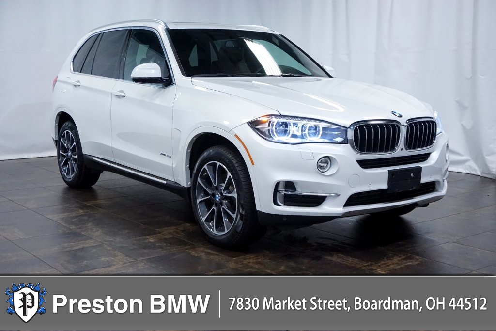 Bmw Certified Pre Owned >> Certified Pre Owned 2017 Bmw X5 Xdrive35i Awd