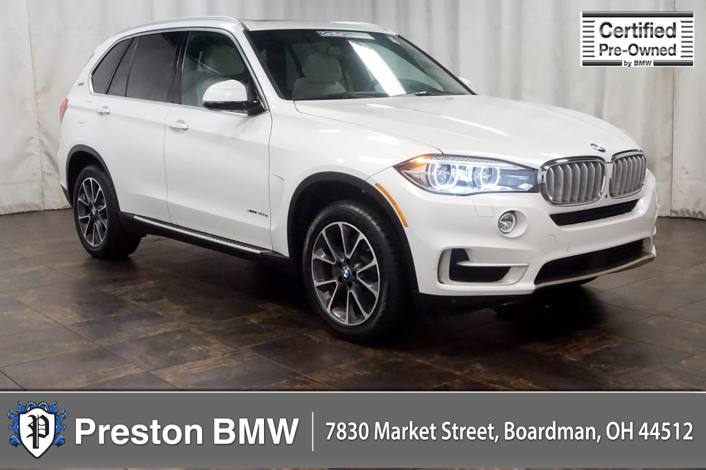 Certified Pre Owned 2017 Bmw X5 Xdrive40e 4d Sport Utility In